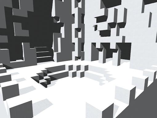 Block Sculpture 1